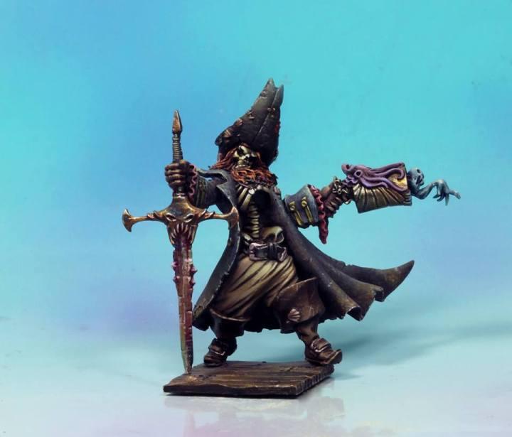 Captain Albrecht 2 - Rum and bones