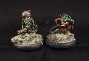 Swamp Gobbers Bellow Crew