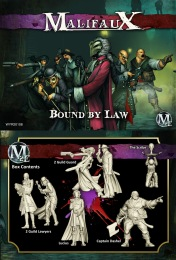 Bound by Law - Lucius Crew - Guild - Malifaux