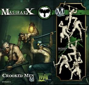 Crooked Men - Resurrectionnists - Malifaux