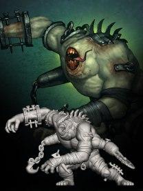Desolation Engine - Malifaux