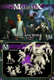 Hide & Seek - Dreamer Crew - Neverborn - Malifaux