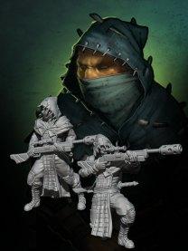 Katanaka Snipers - Malifaux