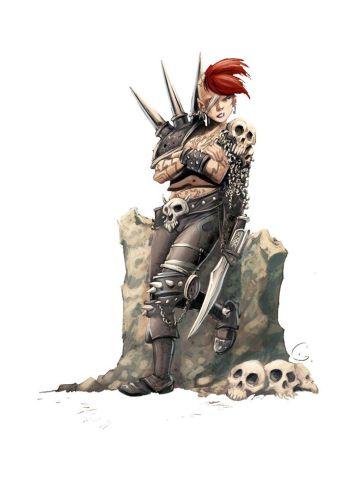 Lilith - Art - Ange de Dante - EDEN