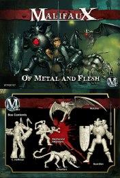 Of Metal & Flesh - Hoffman Crew - Guild - Malifaux