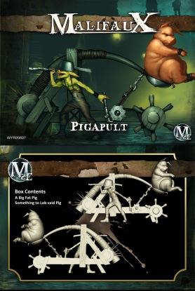 Pigapult - Gremlins - Malifaux