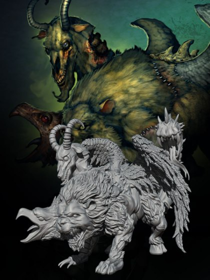 Rogue Necromancy - Malifaux