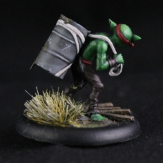 SlopHauler 1 - dos - Gremlins - Malifaux - Mini-Nerd