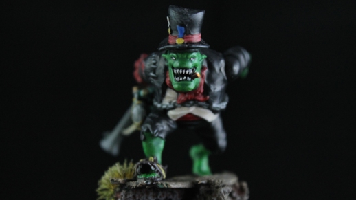 Som'Er Teeth Jones - Gremlins - Malifaux - Mini-Nerd