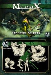 Vengeful Spirits - Kirai Crew - Resurrectionists - Malifaux