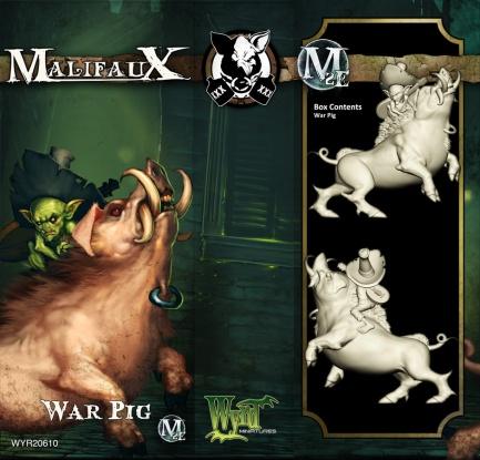 Warpig - Gremlins - Malifaux