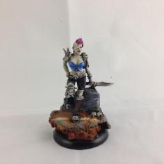 Lilith 4 - Ange de Dante - Eden