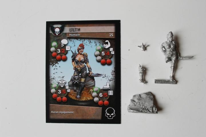 Lilith - Open The box - Ange de Dante - Eden