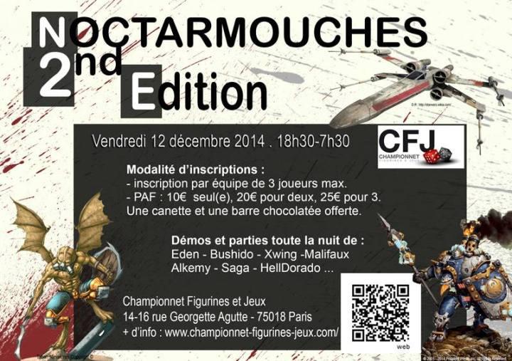 Noctarmouches edition 2 - Club Championnet CFJ