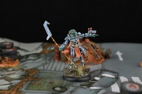 Yl'Thark 1 - Nephilims - Eden The Game - Mini Nerd