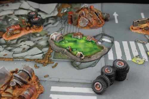 Zone contaminée 1- Eden The Game - Mini Nerd