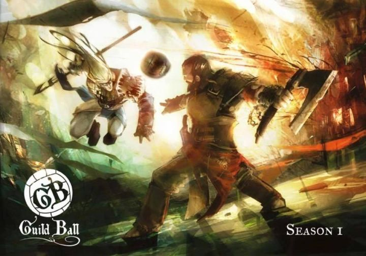 Artwork - Guild Ball