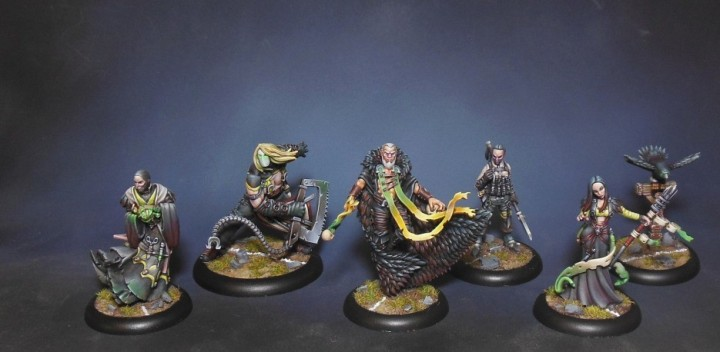 Morticians - Dark Iron Studio - Guild Ball