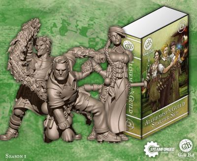 Starter Alchemists - Guild Ball