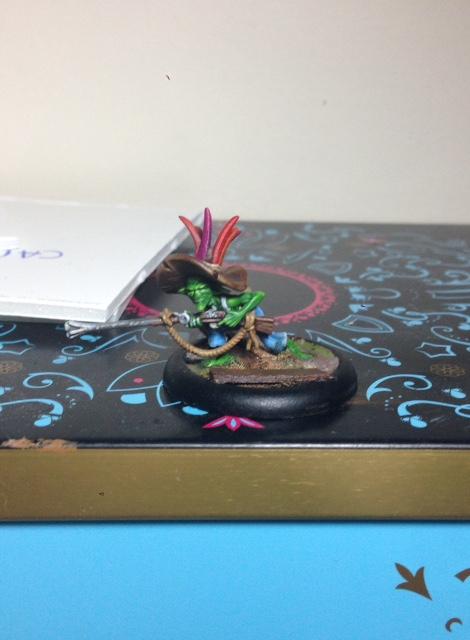 Bayou Gremlin - Gremlins -Malifaux - Mini Nerd